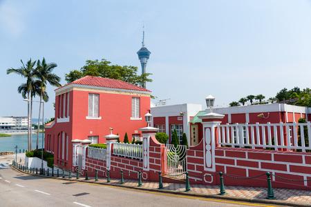 macao: Macao urban city
