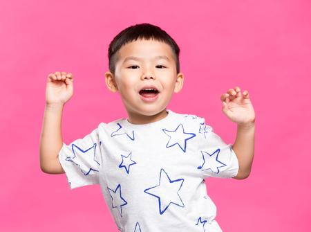 Petite danse d'enfant