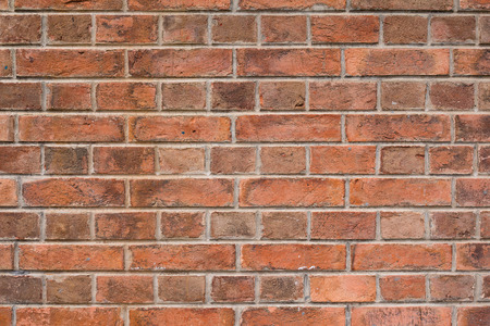 brick texture: Red brick texture Stock Photo