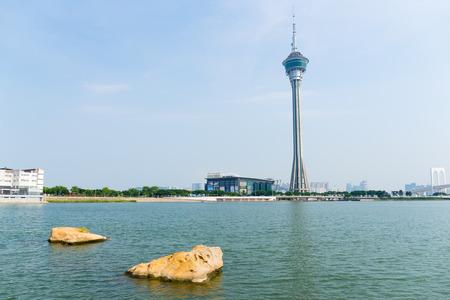 Macao city Фото со стока - 68200153