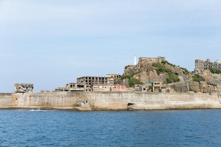 battleship: Battleship Island in Nagasaki