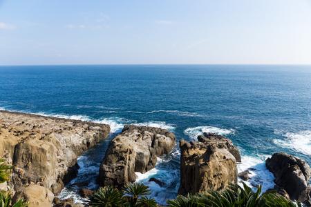 quasi: Coastline landscape