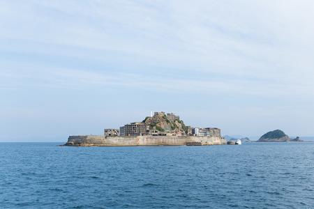 nagasaki: Hashima Island in nagasaki