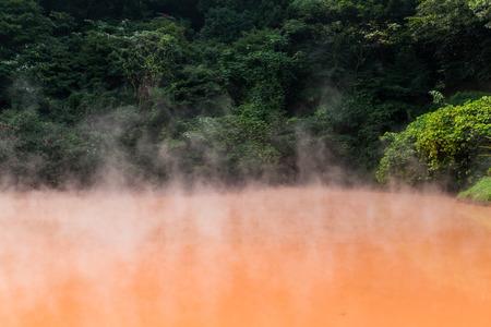 벳푸의 피의 연못