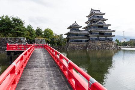 matsumoto: Bridge and Matsumoto Castle Editorial