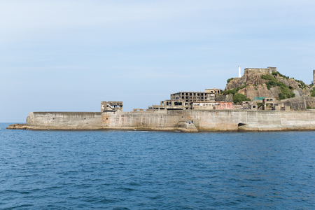 nagasaki: Battleship Island in Nagasaki