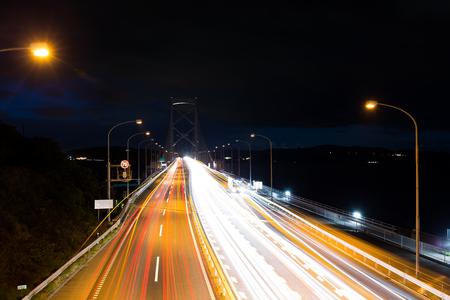 Speed traffic at highway