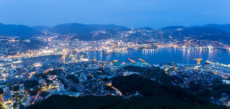 nagasaki: Nagasaki city Stock Photo