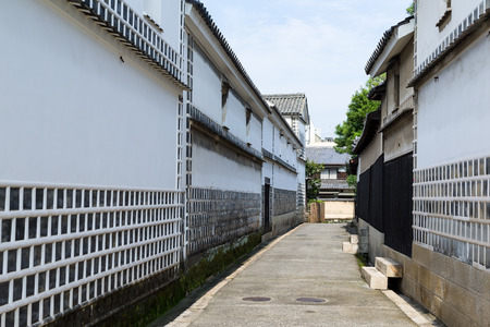 provinces: Kurashiki Aesthetic Area in Japan