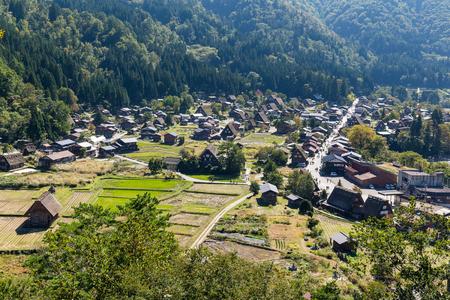 Historic Villages Shirakawago