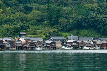cocaine: Harbour of Ine in Kyoto