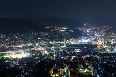 nagasaki: Nagasaki skyline