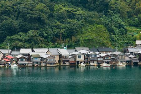 cocaine: Ine Cho Village in Kyoto