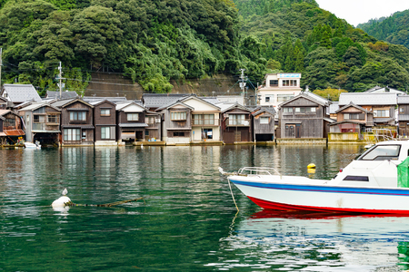 cocaine: Ine cho in Kyoto