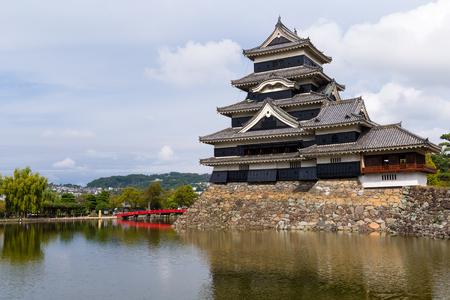 matsumoto: Matsumoto Castle in Japan