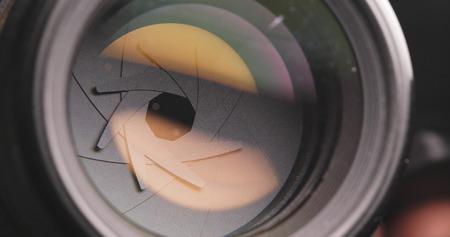 Camera zooming lens