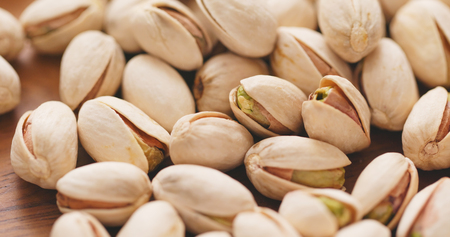 Pistachio with shell
