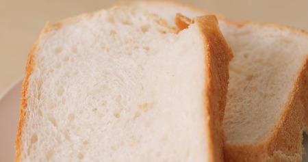 Sliced of White bread