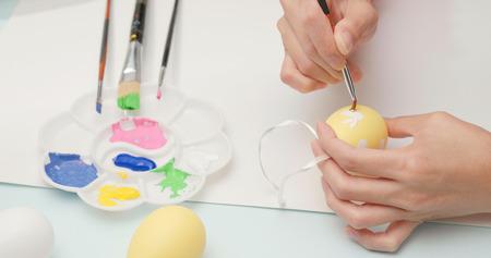 Egg for Easter holiday Banque d'images - 100512265