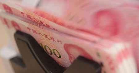 Money Counting machine for RMB