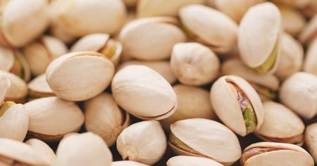 Stack of Roasted pistachio Reklamní fotografie
