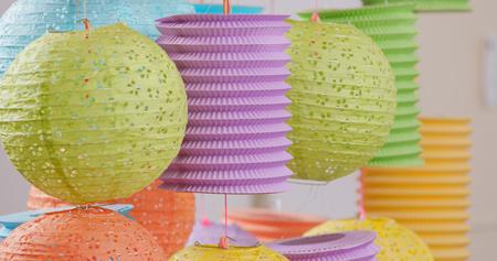 Chinese lantaarn voor medio herfstfestival