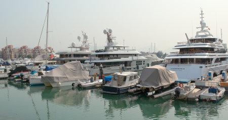 Tuen Mun, Hong Kong, 22 March 2018:- Hong Kong Yacht club