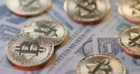 Bitcoin and USD