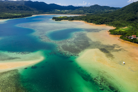 ishigaki island japan, Kabira Bay