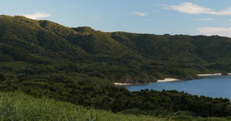Beautiful landscap island in ishigaki 写真素材