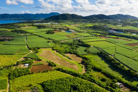 Ishigaki island of Japan