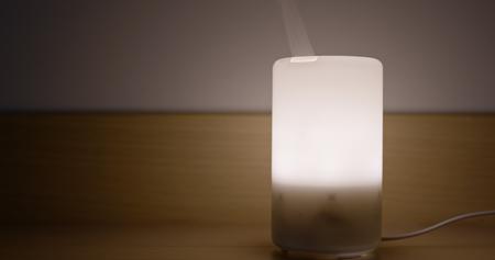 Aroma oil diffuser light Фото со стока