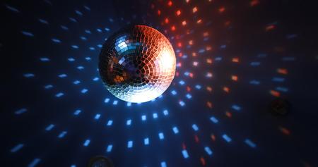 Disco ball Banco de Imagens