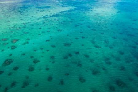 Tropical lagoon of Ishigaki island 写真素材