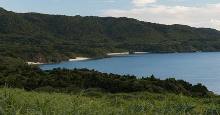 Ishigaki island from top