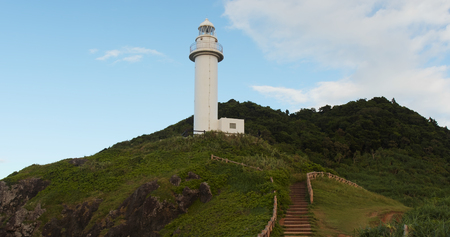 Cape Ongazaki in ishigaki