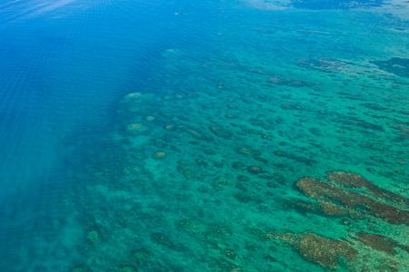 Ishigaki water coastline