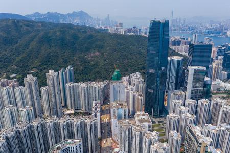 Hong Kong city landscape
