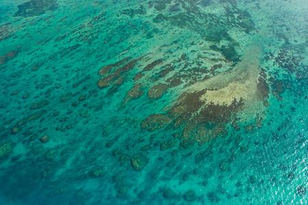 Tropical lagoon of Ishigaki island Stockfoto