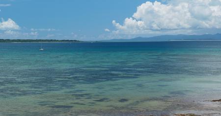 seascape in ishigaki island