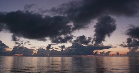 Beautiful Sunrise and sea