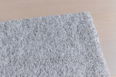 Texture of gray carpet