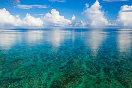 Sea in ishigaki island