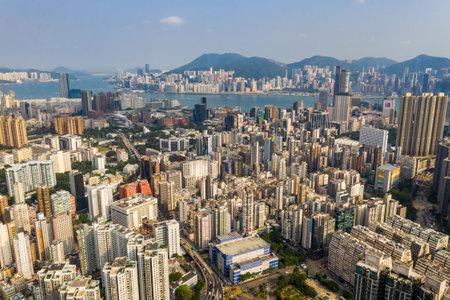Hong Kong 14 September 2018:- Hong Kong urban city
