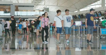 Chek Lap Kok, Hong Kong, 05 August 2018:- Hong Kong international airport