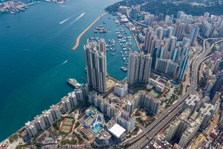 Shau kei wan, Hong Kong 19 March 2019: Hong Kong city