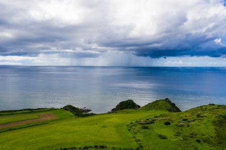 Ishigaki island Cape Hirakubozaki 写真素材