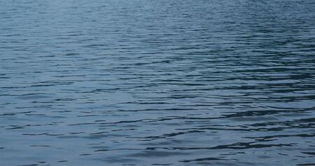 Ocean Sea surface ripple wave