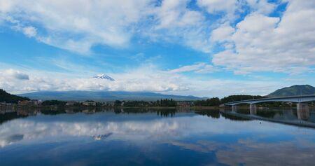 Kawaguchiko Lake of Japan