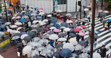 Tokyo, Japan 06 July 2019: Ikebukuro district in Japan